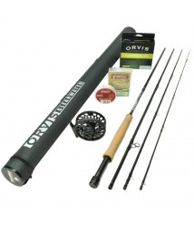 2019 Orvis Clearwater 104-4 Fly Rod Outfit : 10'0