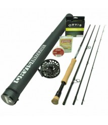 2019 Orvis Clearwater 908-4 Fly Rod Outfit : 9'0