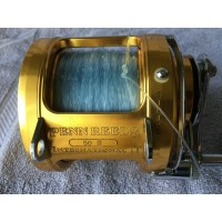 PENN INTERNATIONAL 50S REEL TWO SPEED EXCELLENT CONDITION